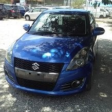 2015 Suzuki Swift Blue