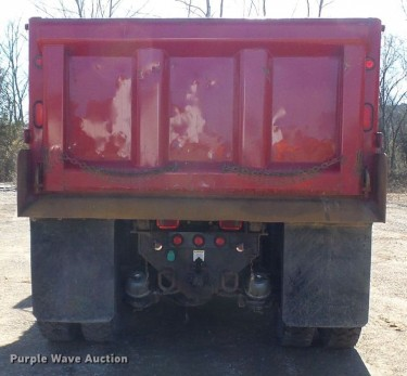 2018 International 7500 Dump Truck With All Papers