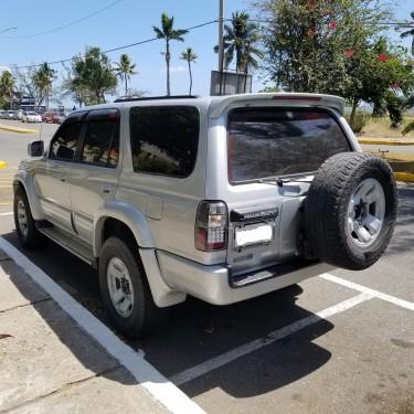 1998 Toyota Surf