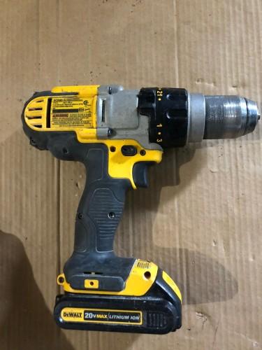 Dewalt 20v Cordless Hammer Drill (USED)