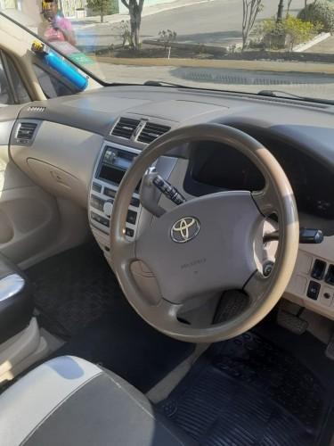 2006 Toyota Picnic
