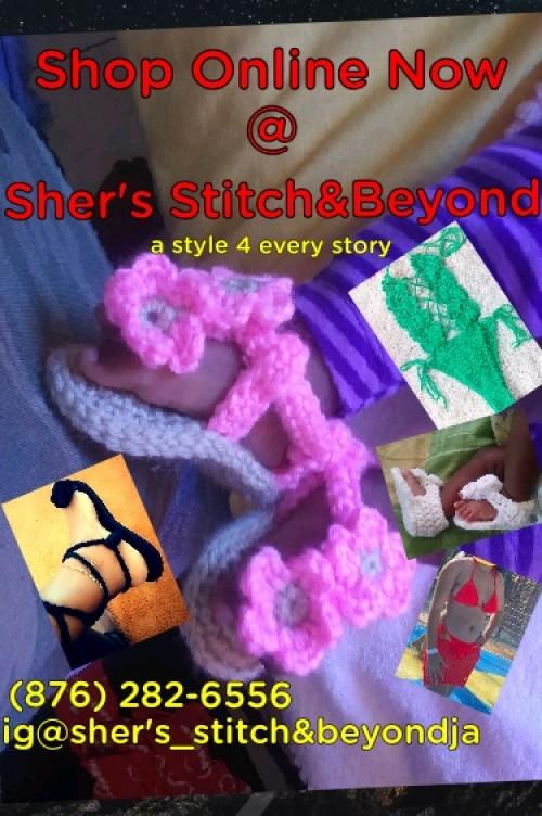 Ig@sher's_stitch& Beyondja. Call 8762826556