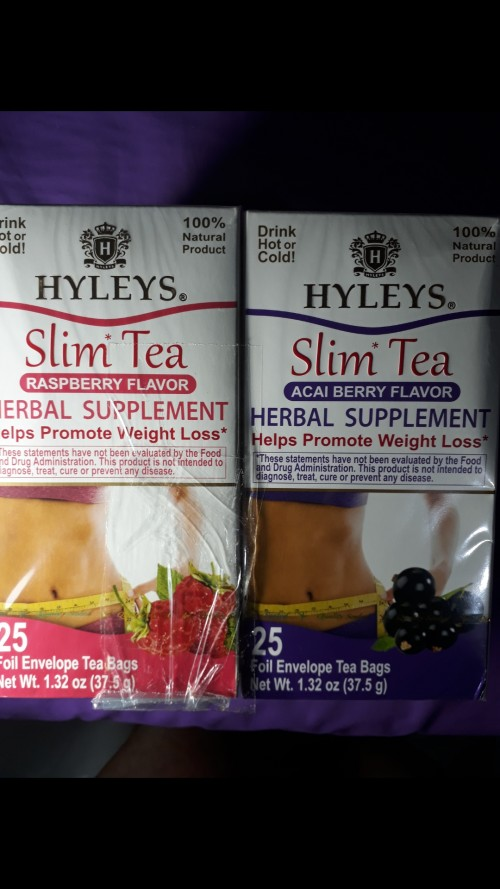Hyleys Slim Tea