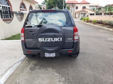 2016 Suzuki Grand Vitara