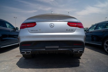 USED MERCEDES-BENZ GLE 450 COUPE AUTOMATIC