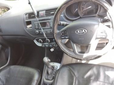 2013 Kia Rio Sedan