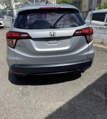 2014 Honda Hrv