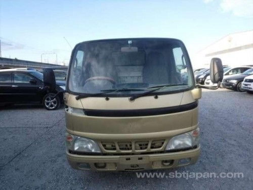 2005 Toyota Hino Tipper Truck For Sale Just Import
