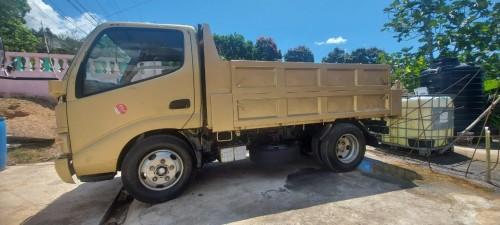 2005 Toyota Hino Dutro 3.5 Tonne Dump Truck