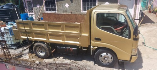 2005 Toyota Hino Dump Truck Just For Sale
