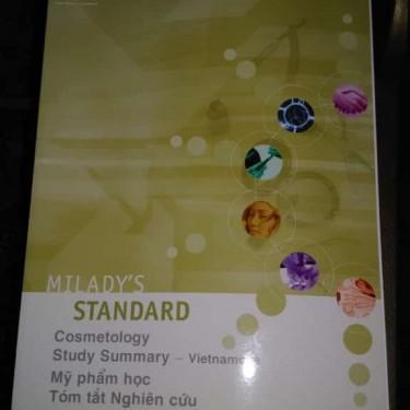 Milady's Standard: Cosmetology Study Summary, Viet