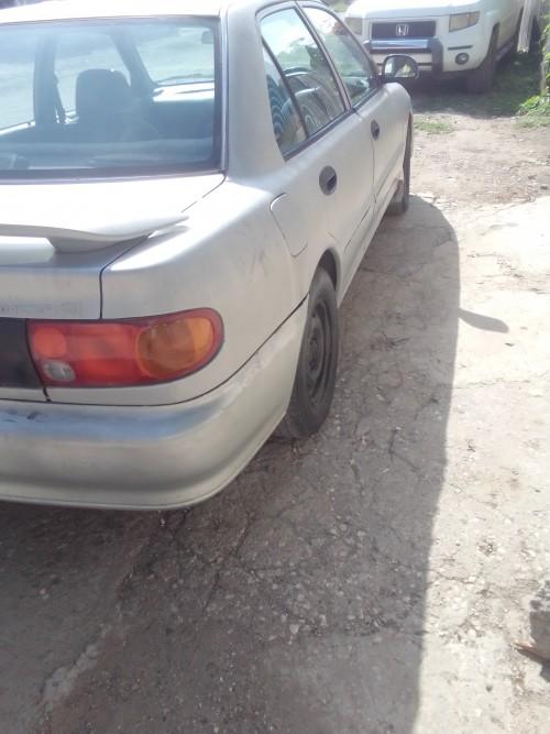 Mitchibichi 1993 Car Driving Everything Rims Tire