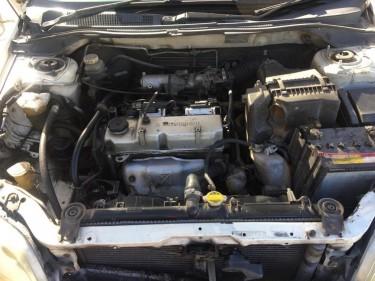 2001 Mitsubishi Cedia