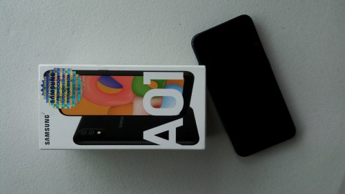 Samsung Galaxy A01 (Like New; Mint Condition)