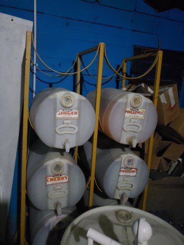 Keg Of Syrups For Sale