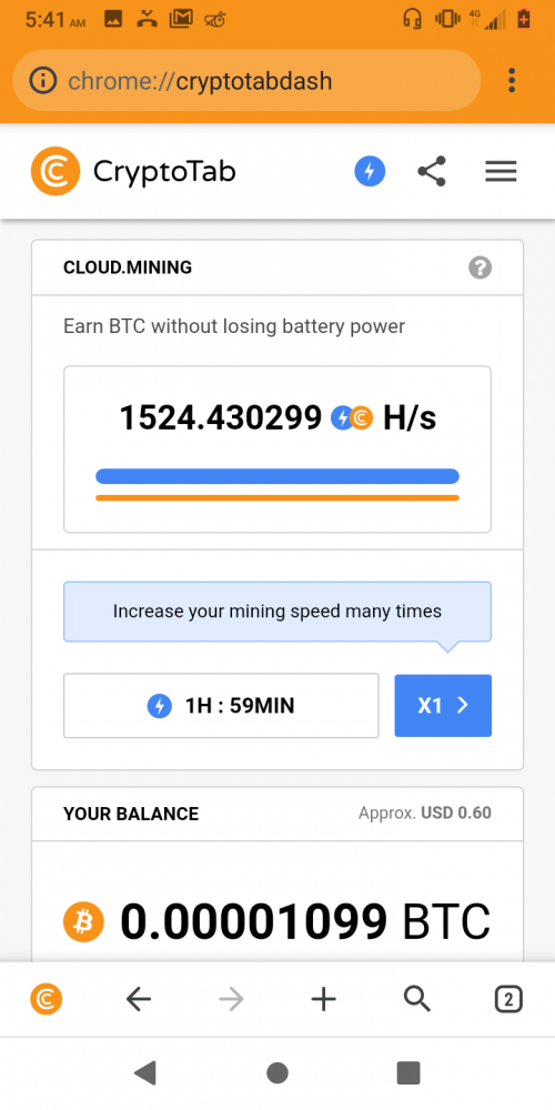 Mine Bitcoin Crypto Currency From Your Phone