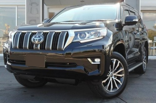TOYOTA LAND CRUISER PRADO 2020  $55,000
