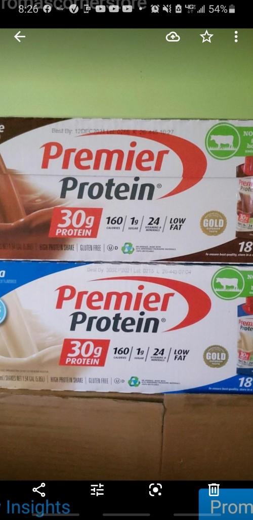 Premier Proteins Drink