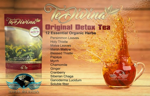 Tedivina Detoxing Tea( For PCOS,Fibroids,Cysts Etc