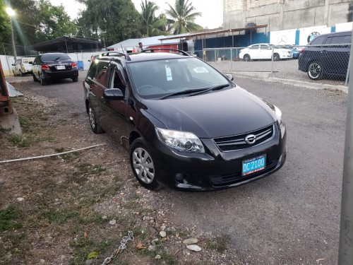 Toyota Fielder For Sale 2011