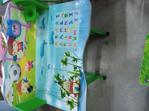 Very Solid Foldable Kids Table Set Age 3-12