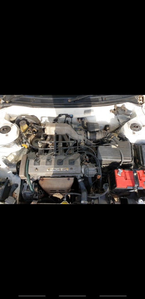 1998 Toyota Corolla 111