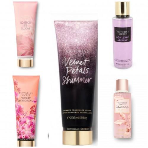 5 Original Victoria Secret Lotion And Spray