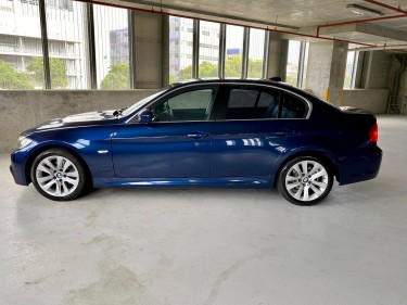 2011 Bmw 320i M Sports (New Import)
