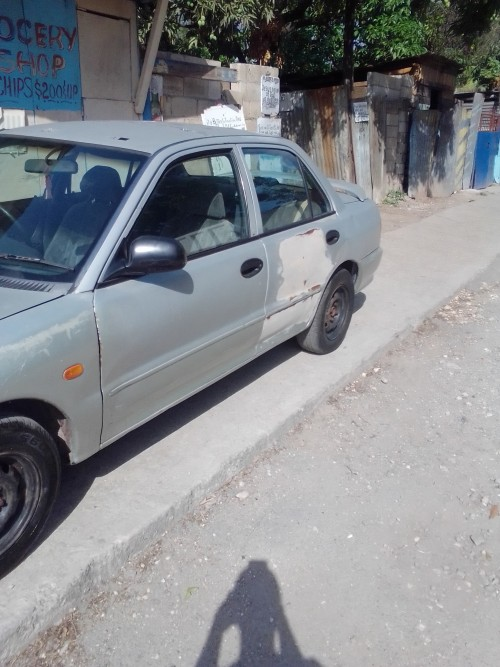 Mitsubishi 95 Good Condition Ac Inside Clean Rim 1
