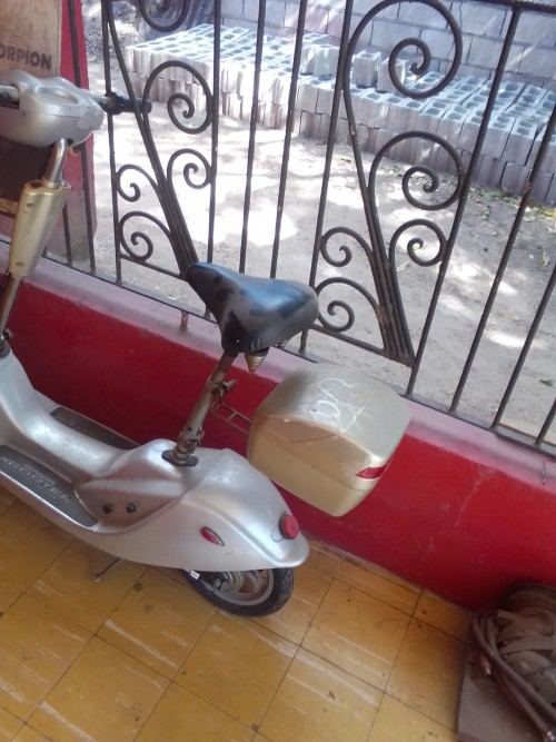 Seeking A Charger For This Scooter