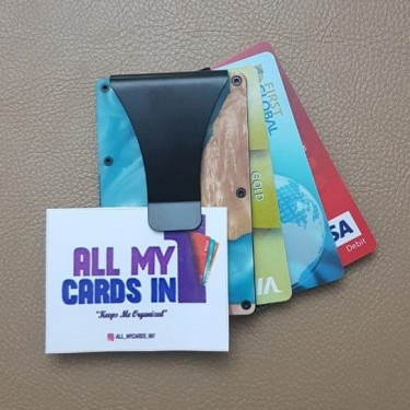 Minimalist Wallet For Both Male And Female