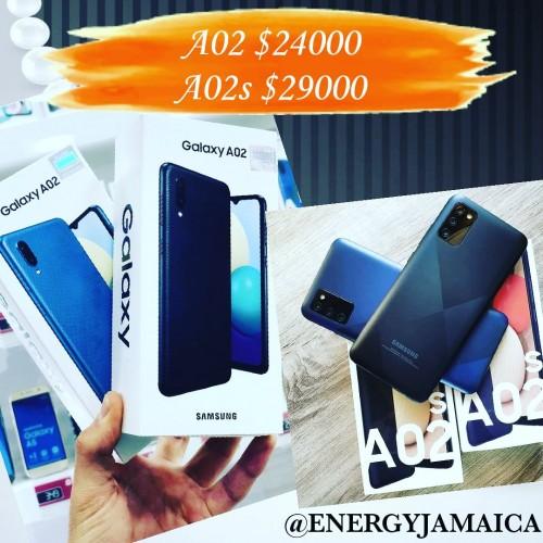 Samsung Galaxy A02 / A02s