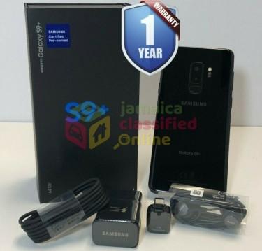 Brand New Original Factory Unlocked Samsung S9+