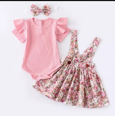 Baby Girl 2t Suit