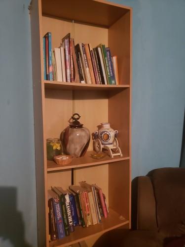 Tall Bookshelf