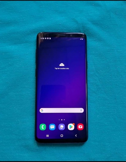 S9plus 64Gb Fully Functional