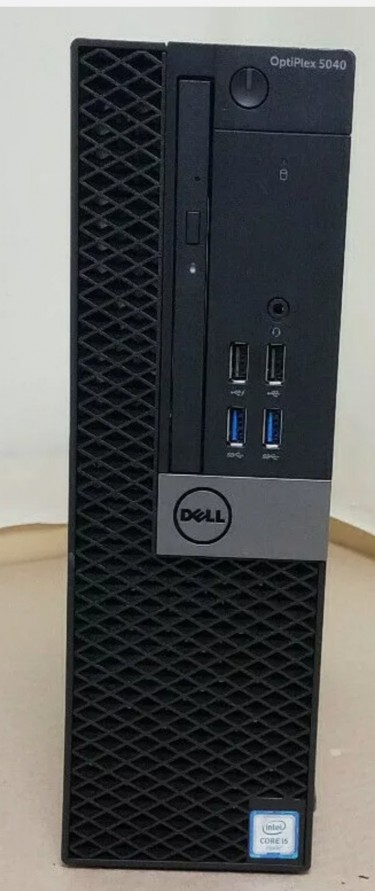 Dell -- I5 6th GEN - 12GB, 512SSD High Performance