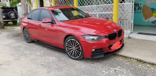 2015 BMW 328i Red. Excellent Condition