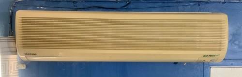 Used Samsung AC <br /> 24000 BTU.