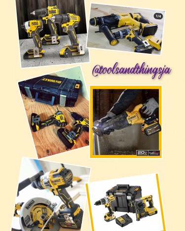 Hammer Drill, Circular Saw, Chainsaw