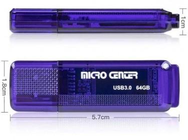 64 & 128 Gb Flash Drives And 1 Tb Ssd Harddrives