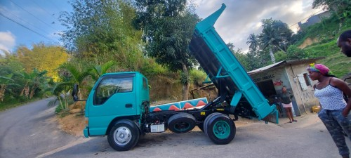 2004 Isuzu Tipper Truck Just Imported For Sale