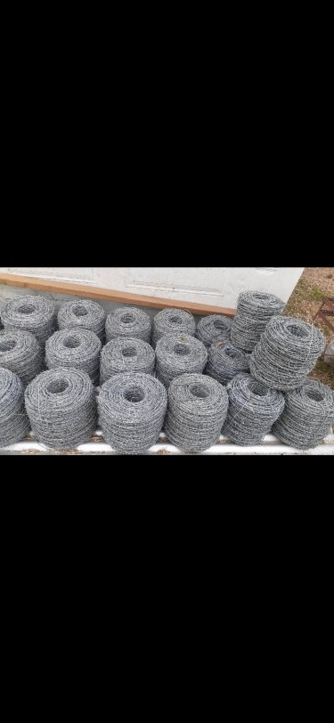 Barbed Wire 400m $8000 & 250m $5000