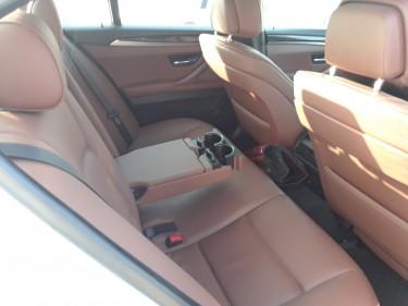 2012 BMW 520i