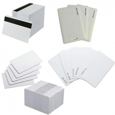 PVC, Proximity, Clamshell Cards
