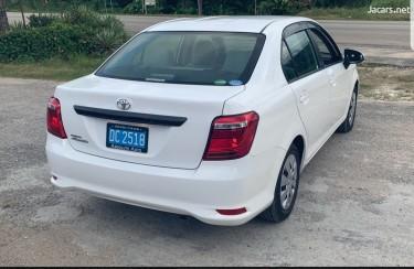 2015 Toyota Carolla Axio