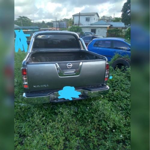 2009 Crash Nissan Navara