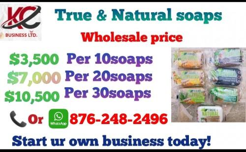 Jamaica #1 Natural Soaps