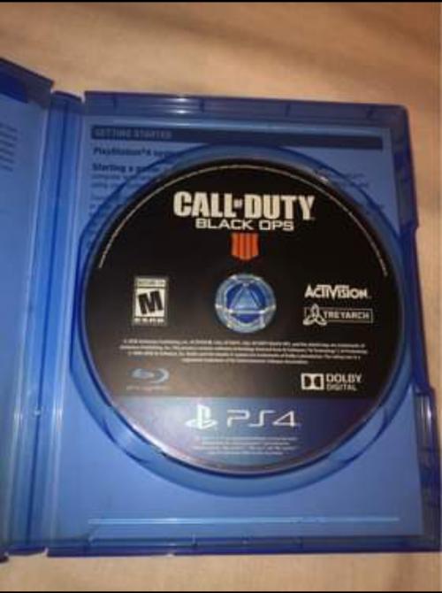 Cod Black Ops4