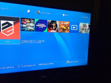 Ps4 500GB Has Over 38 Latest Game On The HDD